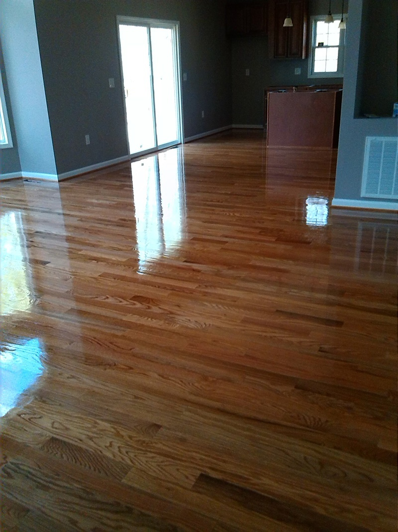 It Is Also Easier To Account For Some Minor Subfloor Irregularities During The Sanding Process With This Type Of Floor Hardwood